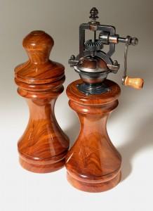 Antique Series Salt & Pepper Mill set