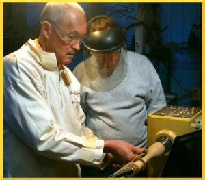 Private Woodturning Lessons with Brad
