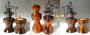 Care and Feeding French-Polished Peppermills
