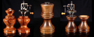 Care and Feeding Your Oil-Finished Peppermill